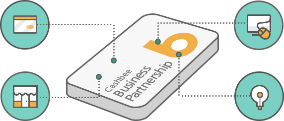 Cashbee Business partnership